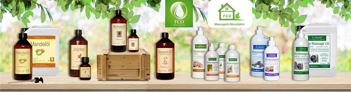 Fischer Cosmetic Oils